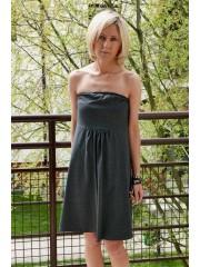 sukienka SAMANTA - kolor GRAFIT