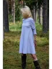 sukienka SONIA - kolor SZARY