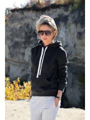 GAJA - sweatshirt with a hood
