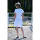 sukienka SPALLA - kolorowe kropki