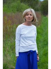bluzka LONS - kolorowe kropki
