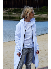 bluza JASPER - kolor BIAŁY