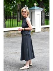 sukienka LARA - kolor GRAFIT