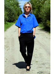 koszula SOPHIE - kolor KOBALT