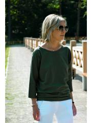 bluzka CLER - kolor KHAKI