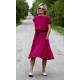 sukienka LUCY - kolor FUKSJA