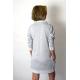 NEMO - Baumwollkleid mit Stehkragen