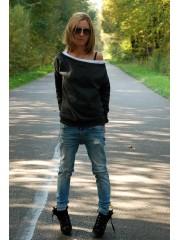 WONDER - Damen Langarm-Sweatshirt