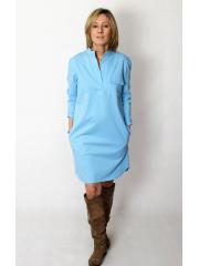 ELLO - Women's blouse with a collar