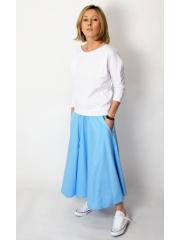 spódnica ALMA - kolor BŁĘKIT