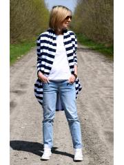 HANNAH - Sweatshirt mit Reißverschluss für Damen