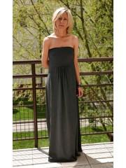 sukienka MONICA - kolor GRAFIT