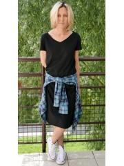 JANE - Knitted midi dress