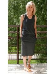 ABI - Boxer / on straps knitting dress