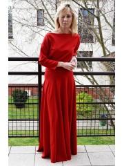 sukienka KORNELIA - kolor CZERWONY