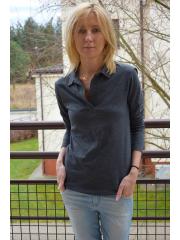 bluzka ELLO - kolor GRAFIT