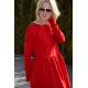 sukienka NEL - kolor CZERWONY