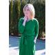 sukienka NINA - kolor ZIELONY