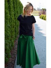 spódnica KLAUDIA - kolor ZIELONY