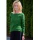 LONS - Knitted LONGSLEEVE, - green
