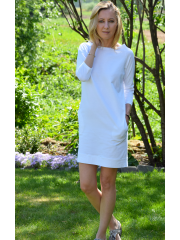 CARRIE - cotton tunic / dress with pockets