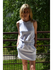 LIBI - Sweatshirt Kleid fur Damen