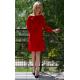 sukienka TAYLOR - kolor CZERWONY