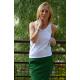 spódnica LUMO - kolor ZIELONY