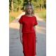 sukienka ELIZA - kolor CZERWONA