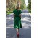 sukienka MANILA - kolor zielony