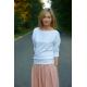 MARTHA - sweatshirt blouse