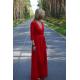 sukienka SARA - kolor CZERWONY