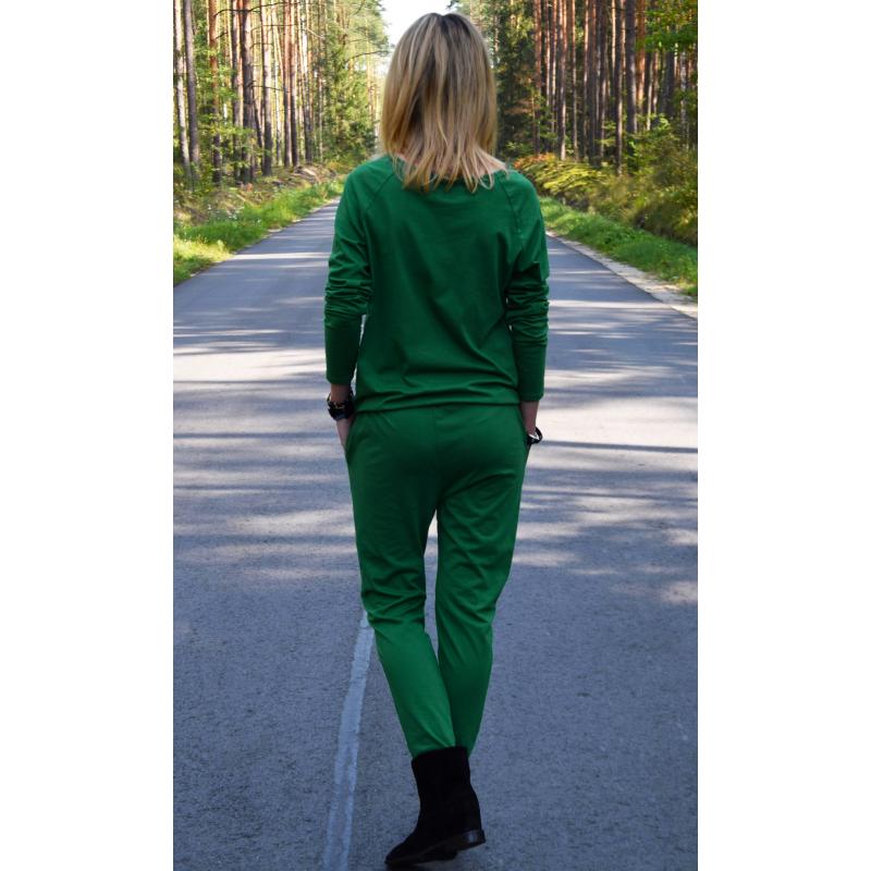 PABLO - Jumpsuit & Overall für Damen - Baumwolle - grün ...