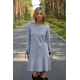 sukienka TAYLOR - kolor SZARY