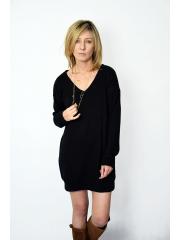 KARO - Tunika / mini Kleider aus Baumwolle