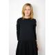 CINDY - midi dress with frills