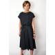 sukienka LUCY - kolor GRAFITOWY