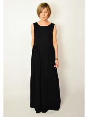 sukienka KLARA - kolor CZARNY