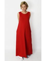 sukienka FEEL - kolor CZERWONY