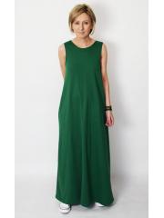 sukienka FEEL - kolor ZIELONY