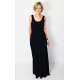 MEGAN - maxi dress with straps