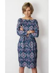 KIKA - cotton midi dress - limited