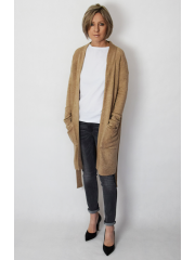 MADERA - Comfortable sweater - beige