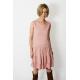 sukienka ELENA - kolor BRUDNY RÓŻ