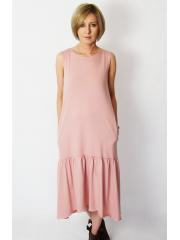 sukienka KATIA - kolor BRUDNY RÓŻ