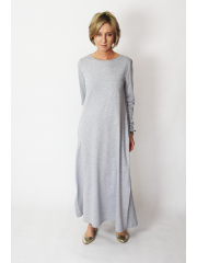 HIREM - midi cotton dress