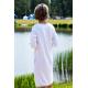sukienka IRMA -kolor BIAŁY