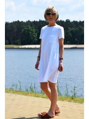 HIREM - midi cotton dress
