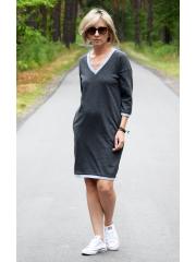 KIM - cotton mini dress