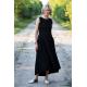 AUDREY - long cotton dress